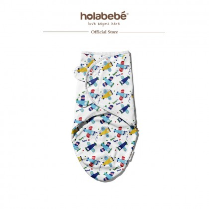 Holabebe Infant Swaddle Baby Wrap For New Born Baby Bedding