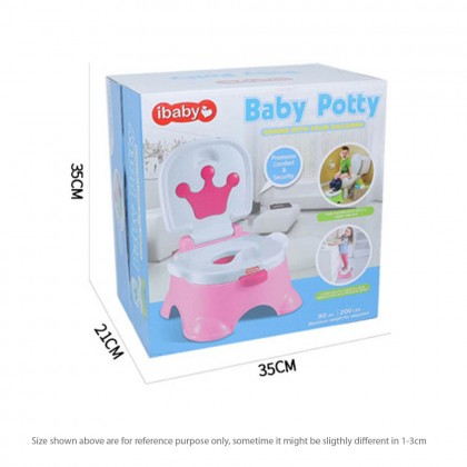 Baby & Kids Potty Training Chair Portable Toilet Seat