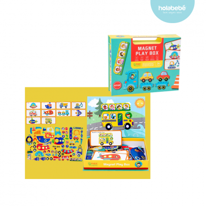 Magnet Play Box