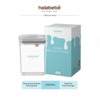 Holabebe Airtight Milk Powder Container 2300ML