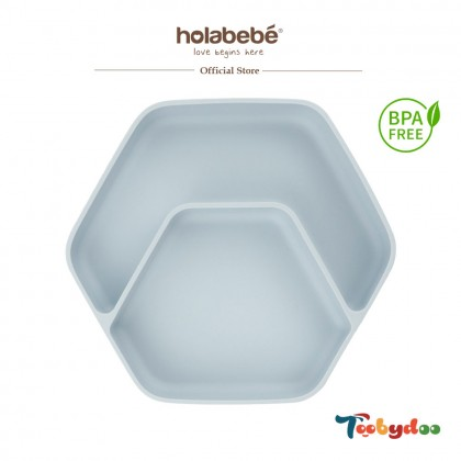 Toobydoo Hexagon Silicone Plate