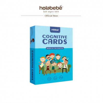 Early Learning Cognitive Card
