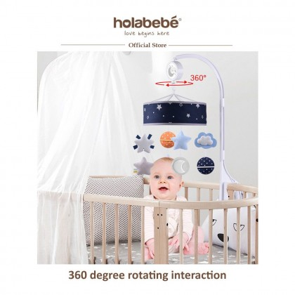 Musical Mobile Toys For Baby Crib and Playpen – Planet